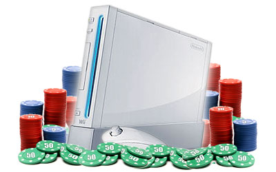 Remportez votre console de jeu Wii + ses jeux sports !!