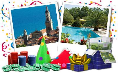 150€ CASH + un séjour au bord de mer pour 2 personnes + une ribambelle de bonus sont à gagner !