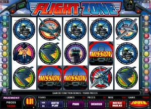 Jeu Flight Zone