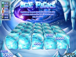 Jeu bonus Ice Picks