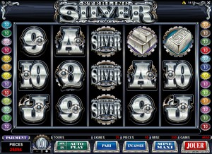 Jeu Casino Microgaming - Sterling Silver